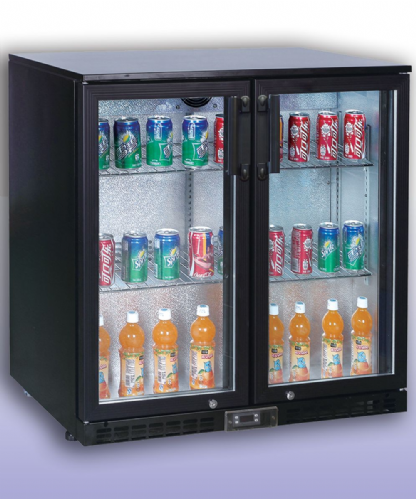 Turbocool  Hinged Door Bottle Cooler TC-BC2H